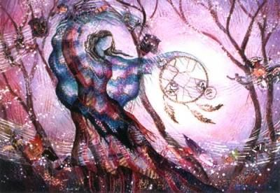 The dream catcher and the star makers http://www.encuentos.com/english-stories/the-dream-catcher-and-the-star-makers/