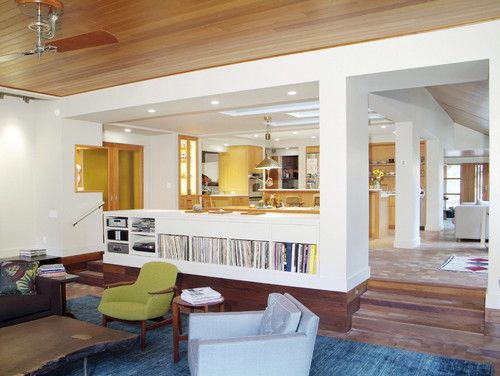 38 Best Step Down Living Rooms Images On Pinterest Sunken Living Room Living Spaces And