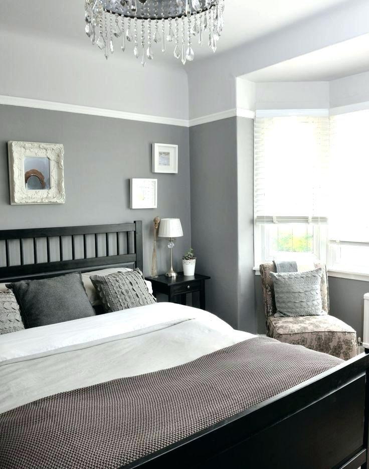 Schlafzimmer Ideen Dunkelgrau