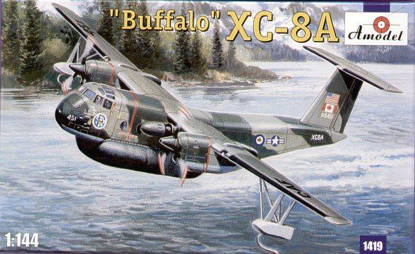 de Havilland Canada XC-8A Buffalo. A Model, 1/144, injection, No.1419. Price: 13,06 GBP.