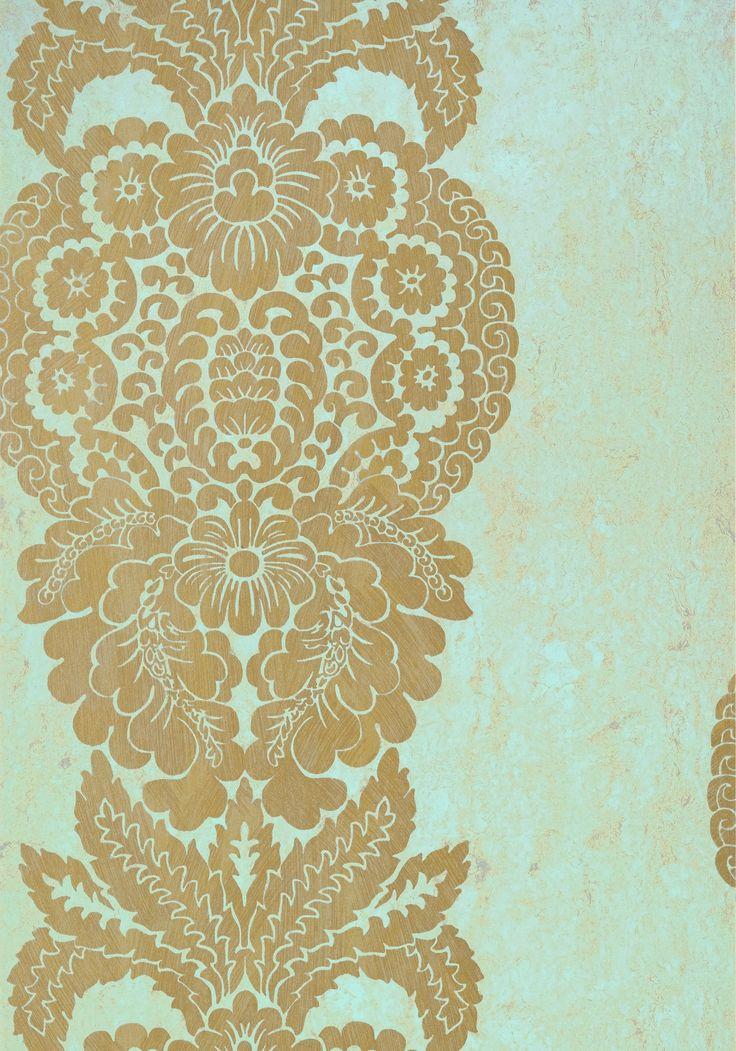 french damask metallic wallpaper - photo #23