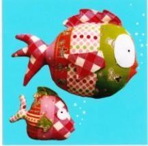 Рыба Фугу - Водные обитатели - Игрушки-зверюшки - Коллекция Выкроек - Pretty Toys