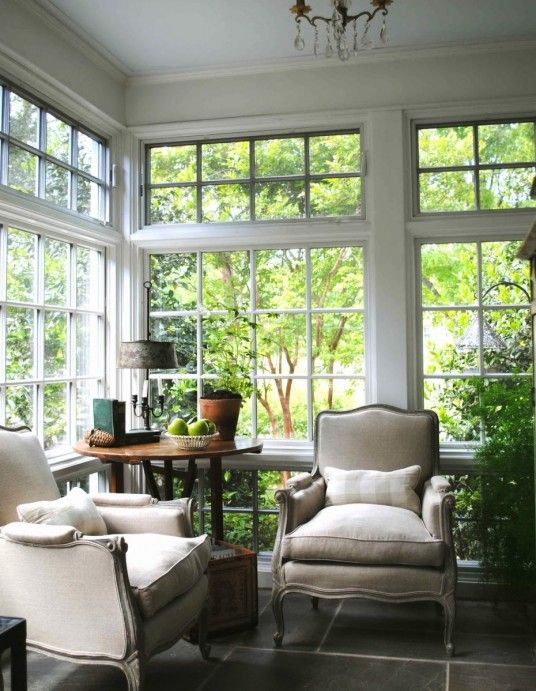 81 best images about sunroom design and ideas on pinterest for Window covering ideas for sunrooms