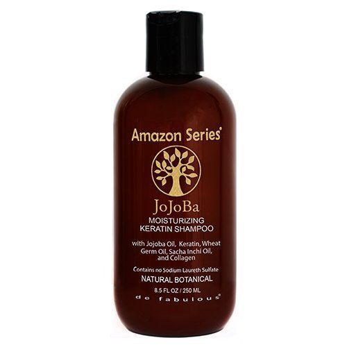 SHAMPOING KERATIN JOJOBA: Amazon Series Jojoba Moisturizing Keratin Shampoo, 8.5 Fluid Ounce 8.5 Fluid Ounce Cet article SHAMPOING KERATIN…