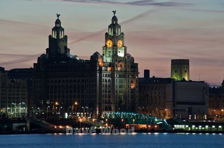 Liverpool Waterfront image - Royal Liver Building