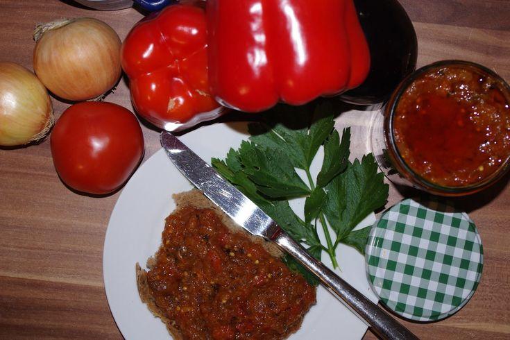 Original Romanian Zacuscă Recipe
