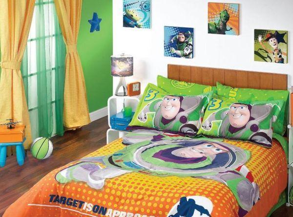 Dekbedovertrek voor jongens Toy Story