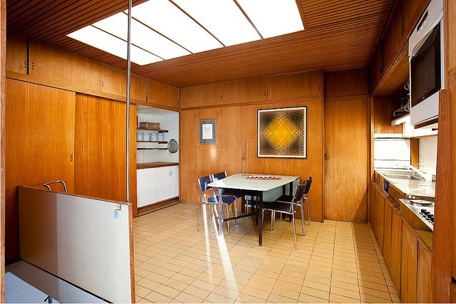 Home of architects Arne Korsmo and Grete Prytz Kittelsens | Via: Ace Dynamite