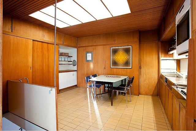 Home of architects Arne Korsmo and Grete Prytz Kittelsens | Via: Ace Dynamite