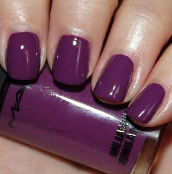 Nail Polish Ka Design Dikhaye: 1000+ Ideas About Purple Nail Polish On Pinterest