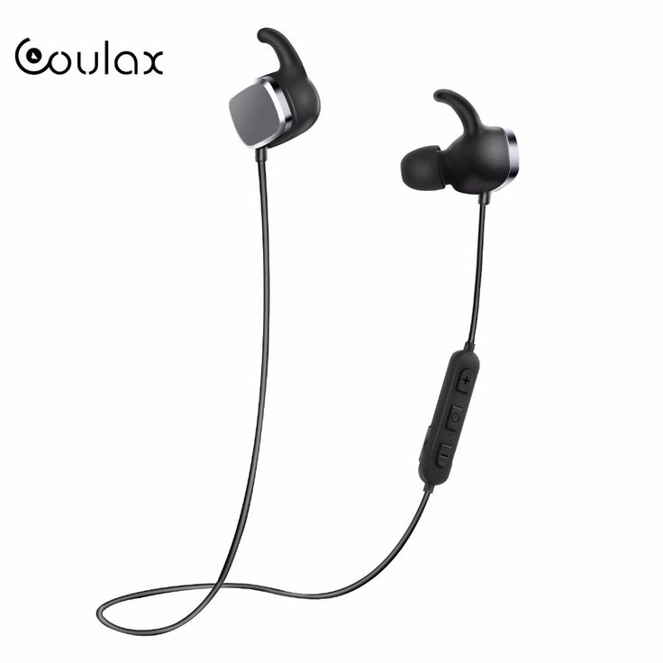 COULAX Wireless Headphones Bluetooth Headset Stereo Headphones for mobile phone iPhone Android Sport Earphone w Microphone CX10