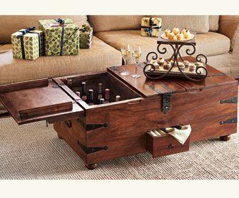 Wine Bar coffee table