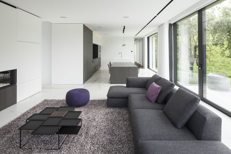 Gallery of H-Shaped House with Office / sam architects - 14