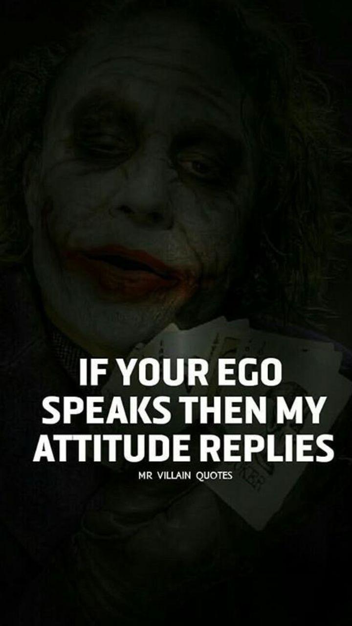Joker Quotes Joker Quotes Villain Quote Badass Quotes