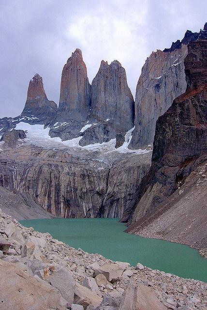Atacama Desert, Lauca NP, Los Glaciares, Punta Arenas, Ushuaia, Torres del Paine, Chile