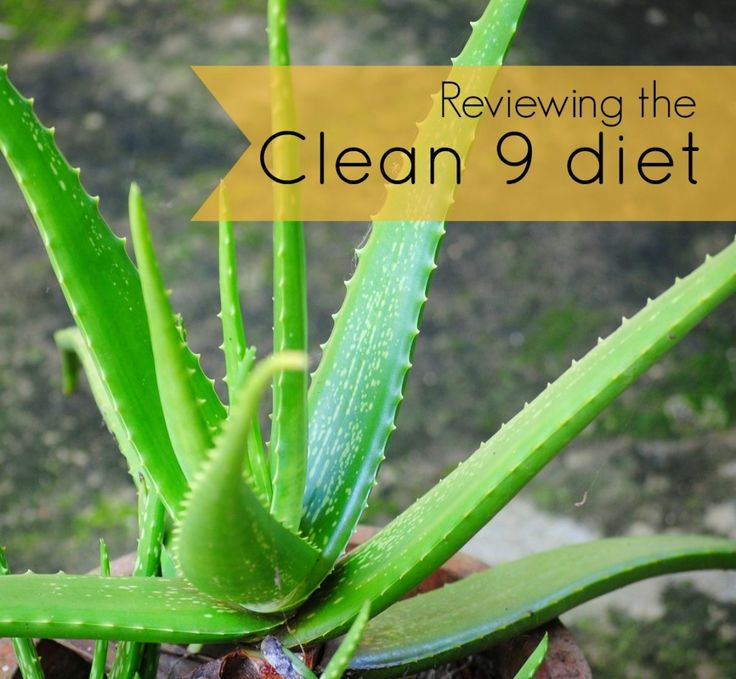 Reviewing the Clean 9 diet