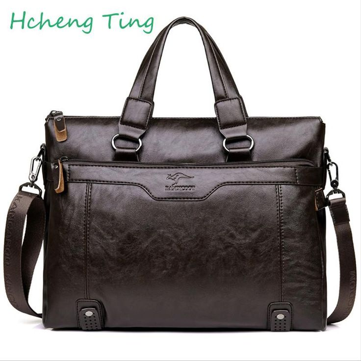 Men Casual Briefcase Business Bag