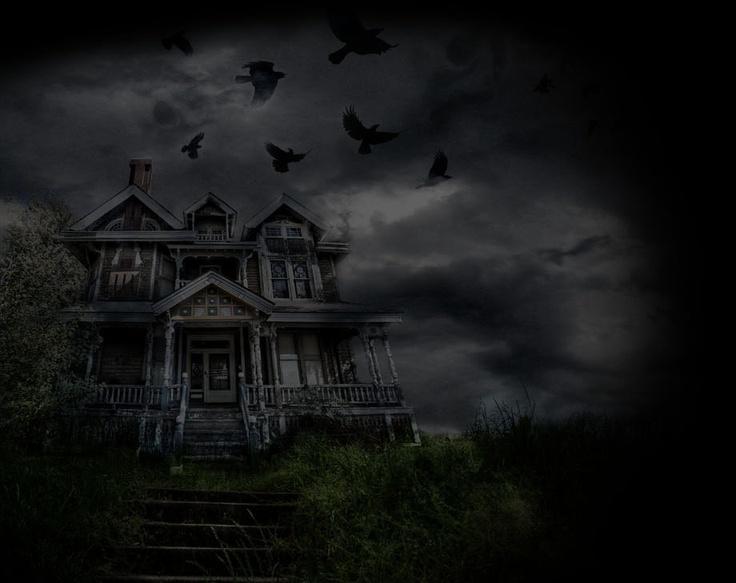 Haunted house call of cthulhu pinterest for Pinterest haunted house