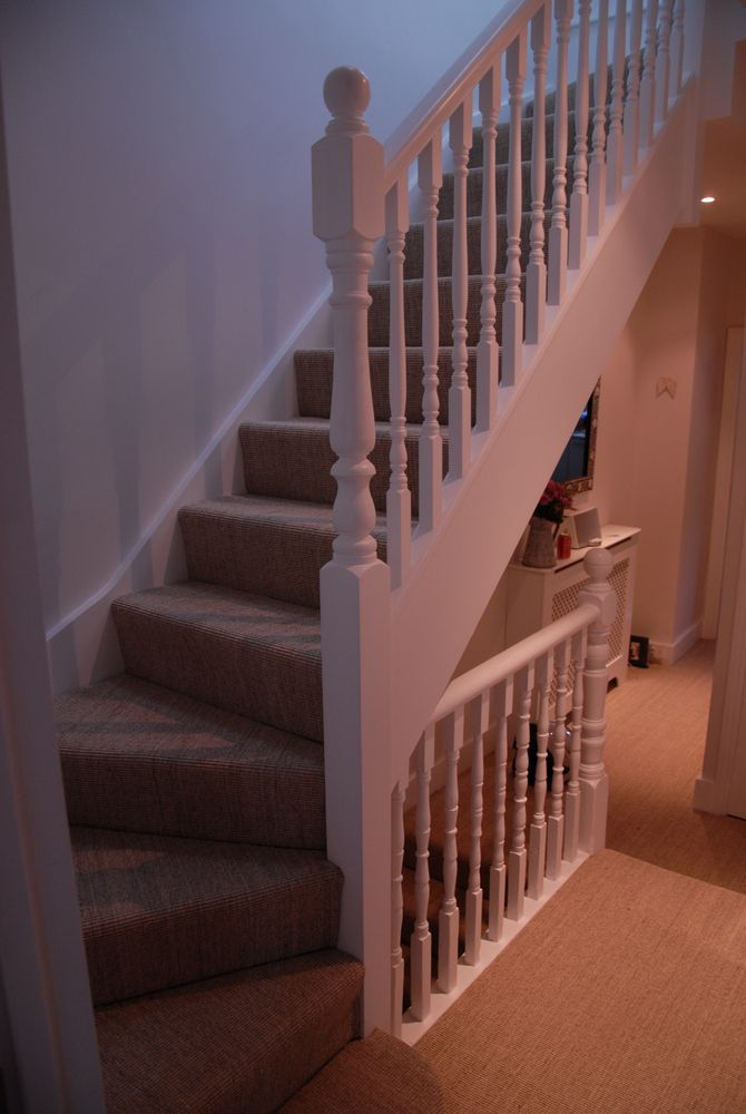 loft conversion ideas pinterest - Loft stairs Housey ideas