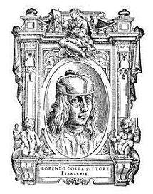 Lorenzo Costa (1460 - 1535) was een Italiaanse kunstschilder uit de Italiaanse renaissance.