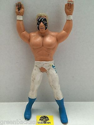 (TAS005101) - WWE WWF WCW nWo Wrestling Twistables Action Figure - Sting