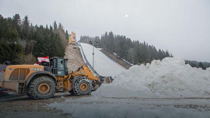 Skoki narciarskie 2016:  wypadek na skoczni w Bad Mitterndorf