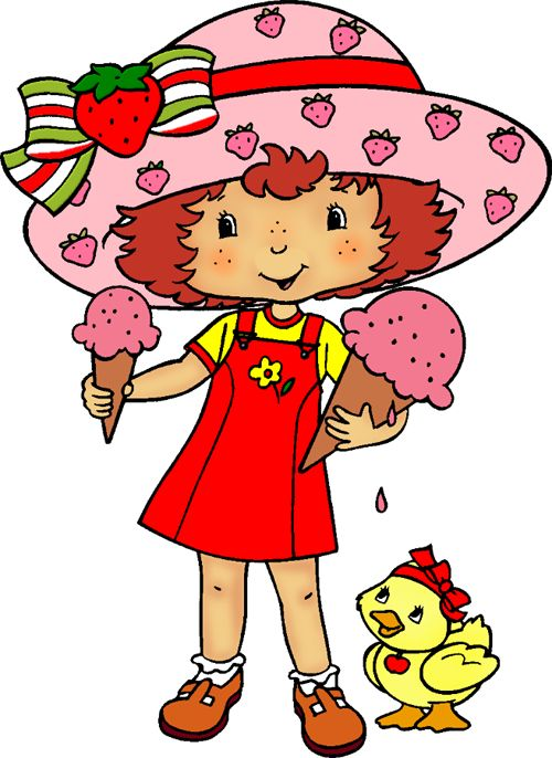 685 Best Strawberry Shortcake And Friends Images On