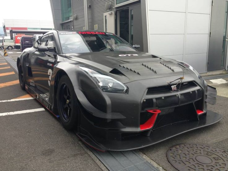 Motorsports Playground have spotted the 2015 Nissan GT-R Nismo GT3 testing at Fuji International Speedway. See the photos here!
