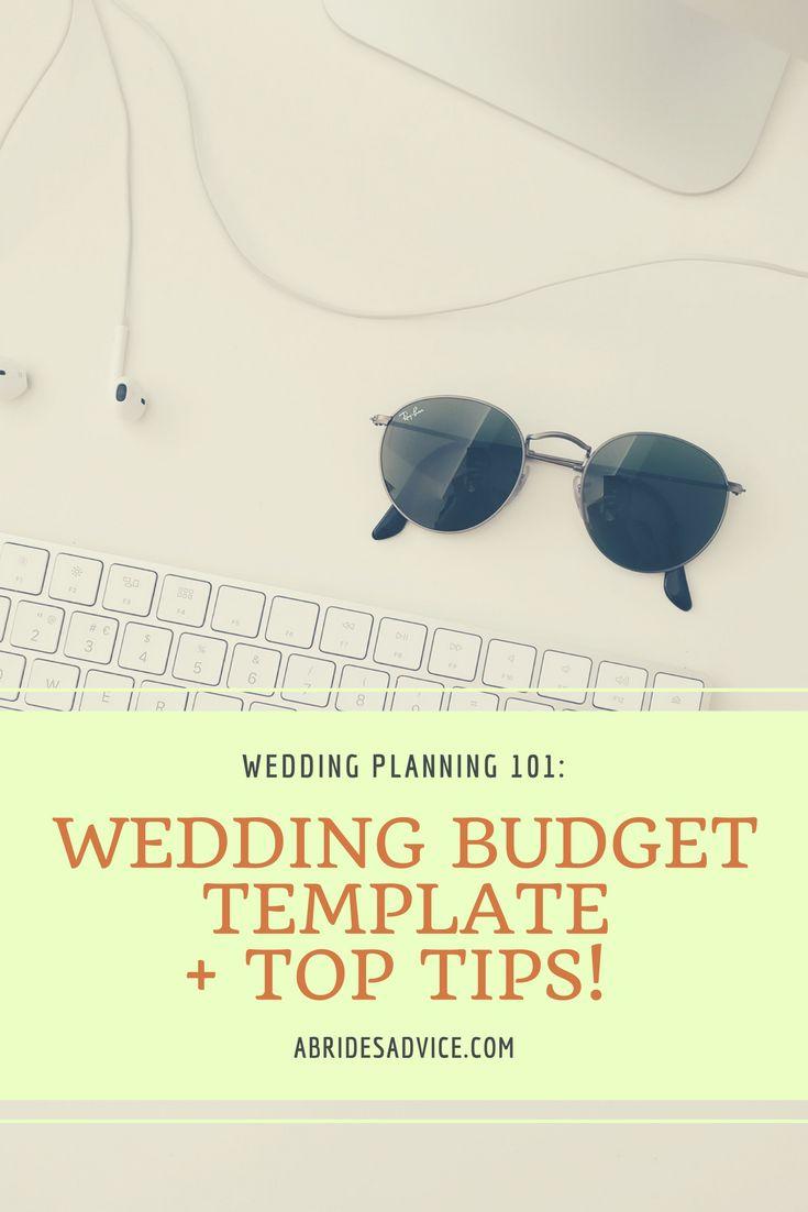 Wedding Budget Tips | Wedding Budget Template | How To Budget Wedding | Wedding Planning Tips