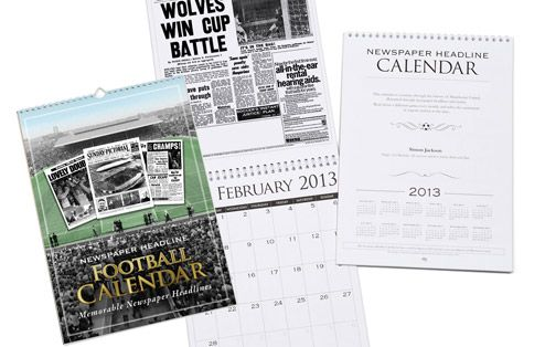 I Just Love It Personalised Wolverhampton Football Calendar Personalised Wolverhampton Football Calendar - Gift Details. This Wolverhampton Wanderers Football Calendar is a unique Calendar gift idea for a football fan. On each month of this Calendar we featur http://www.MightGet.com/january-2017-11/i-just-love-it-personalised-wolverhampton-football-calendar.asp