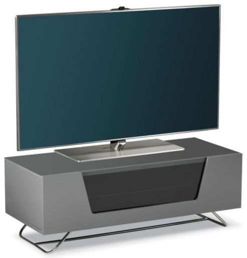 Buy Alphason Chromium Grey TV Stand for up to 50 inch TVs from our TV & Hi-Fi Units range - Tesco.com