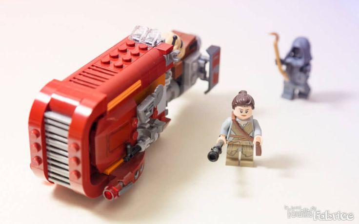 Promo LEGO – 75105 – Star Wars – Faucon Millennium