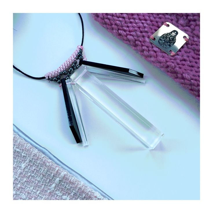 Hologram necklace