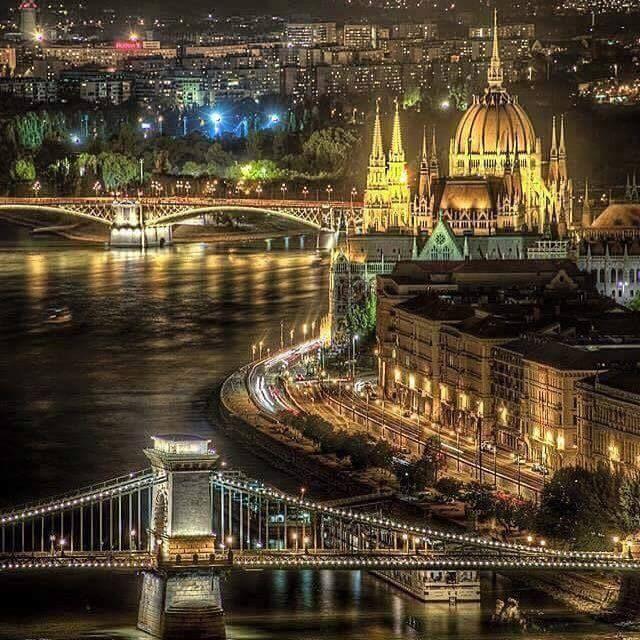 Budapest - a legszebb fővárosa Európának. - Hungary
