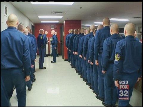 Michigan State Police Recruit School