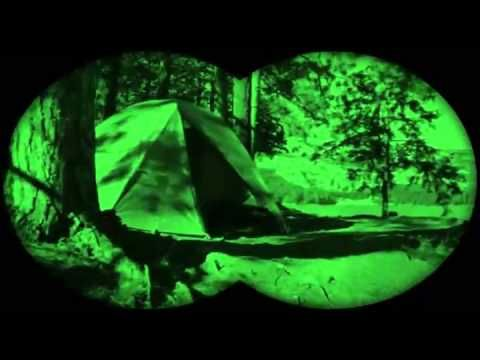 Bigfoot Terrifies Camper at Enchanted Pools [True Bigfoot Stories] - YouTube