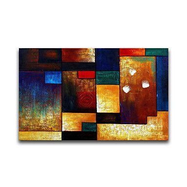 【今だけ☆送料無料】 アートパネル  抽象画1枚で1セット 四角 模様 錆び色 ブラウン【納期】お取り寄せ2~3週間前後で発送予定