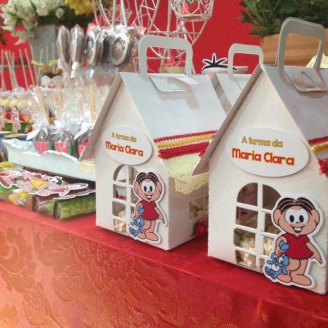 A casinha da Mônica by @karinafarnezi !!! #karinafarnezi #concentraçaodeideias #festaturmadamonica