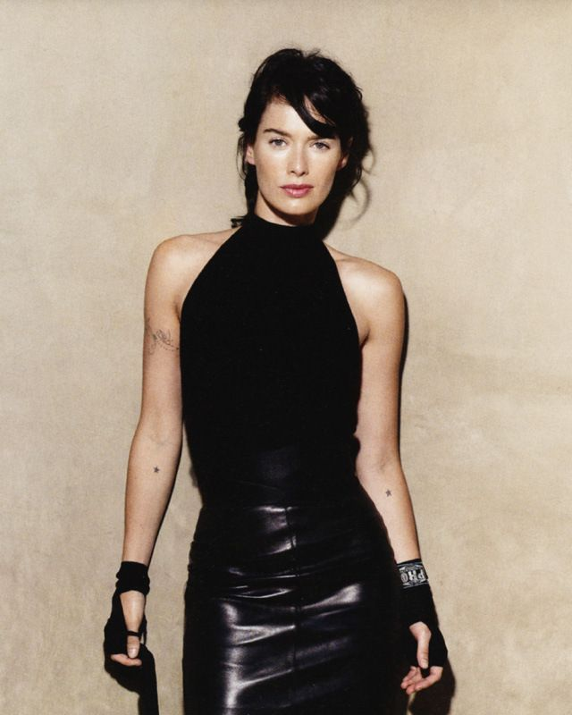 kewl-chicks:  Lena Headey