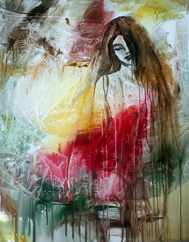 akrylmalerier - www.123hjemmeside.dk/tinaeriksen