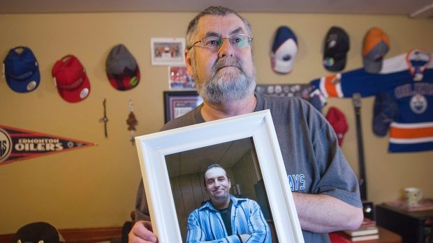 Ernie LeBlanc, father of Jason LeBlanc, 42, who died in custody, wants a public inquiry, but jail cell deaths don't require a mandatory public inquest when caused by non-natural events like overdose or suicide.