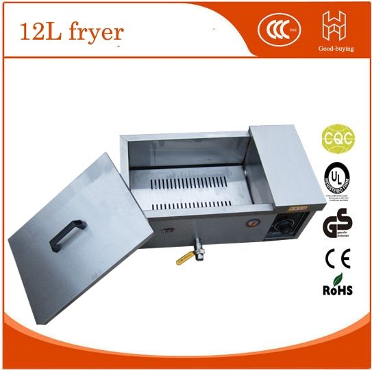 280.00$  Buy here - http://alimwx.worldwells.pw/go.php?t=32690993702 - Electric chicken commercial deep fryer with bamboo stick 1000pcs special for tornado potato spiral potato twiter fryer