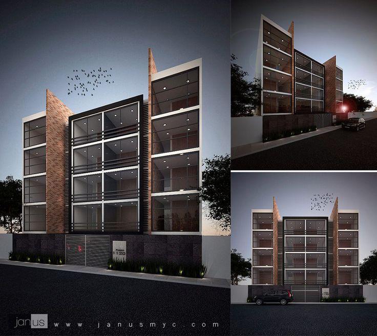 Edificio Departamentos Paseo 11.20 Mayorazgo Puebla, Mexico