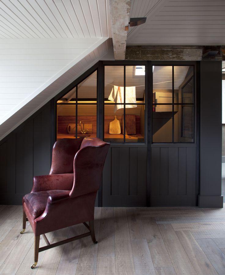Plain English | Modular Wood & Metal Screen | www.plainenglishdesign.co.uk