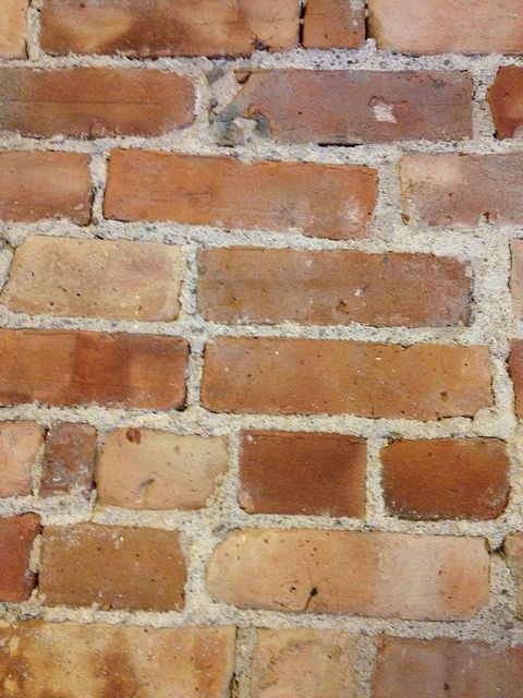 How to expose and seal brick