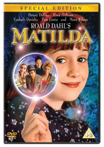 Matilda DVD (2004) Danny DeVito