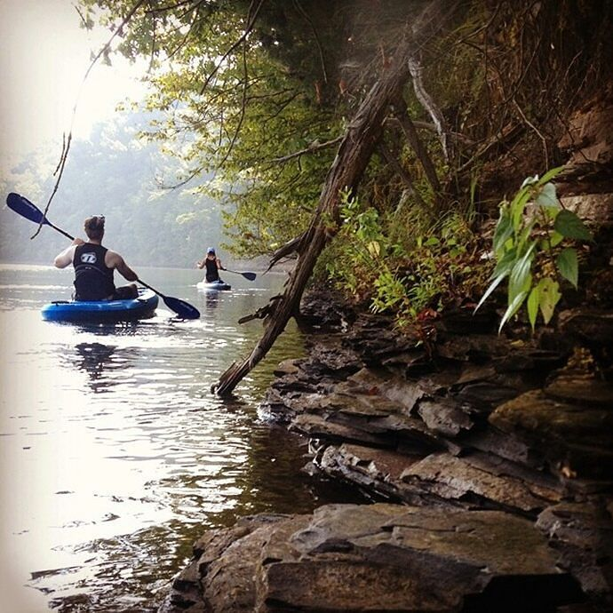 #WorldKindnessDay: Don't let your friend kayak alone! #adventure #CatalystCase