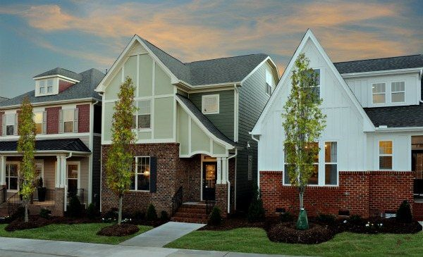 17 best images about lennar at briar chapel on pinterest for New craftsman style homes for sale