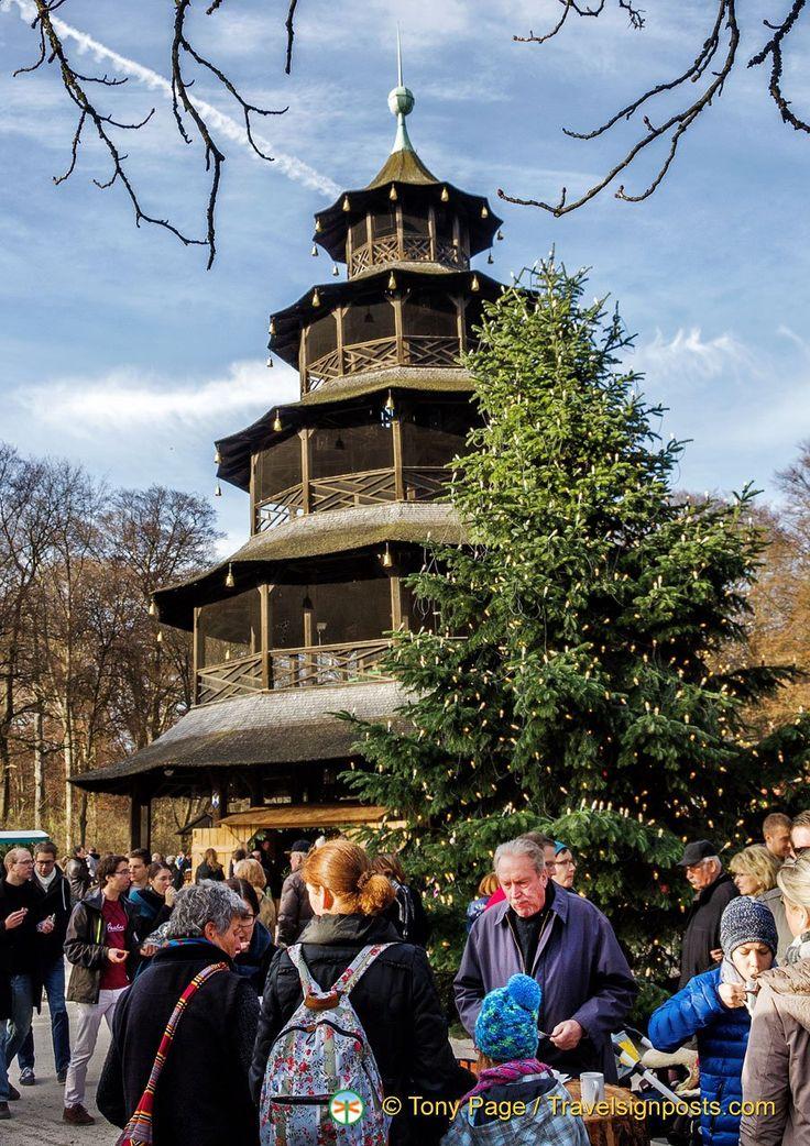 Good Chinesischer Turm Weihnachtsmarkt