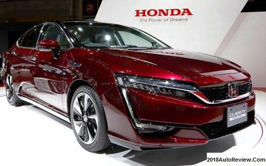 2019 Honda Clarity Release Date Price Specs